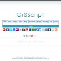 دانلود اسکریپت موتور جستجوگر Gr8 Multiple Search v1.5