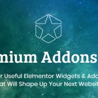 دانلود افزونه Premium Addons PRO v1.3.4