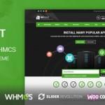 قالب میزبانی وب و هاستینگ inHost وردپرس و WHMCS نسخه 1.0
