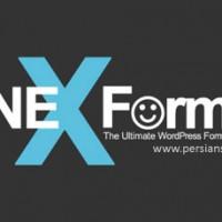 ایجاد فرم های حرفه ای در وردپرس با افزونه NEX-Forms