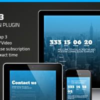 افزونه وردپرس صفحه در دست ساخت Azul v1.2