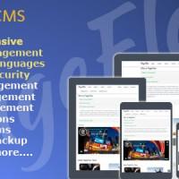 دانلود سیستم مدیریت محتوای PageFlex CMS v1.1.2