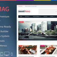 قالب زیبای SmartMag 1.5.1 راستچین شده