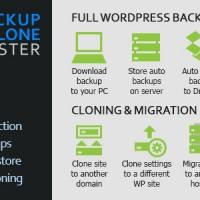 افزونه بک آپ گیری وردپرس WordPress Backup & Clone Master v1.0.4