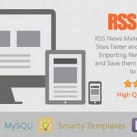 اسکریپت خبرخوان اتوماتیک RSS News AutoPilot نسخه 3.0