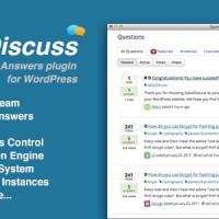 ایجاد سایت پرسش و پاسخ در وردپرس با افزونه SabaiDiscuss v1.2.31