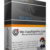 افزونه حفاظت از مطالب copyrightpro ورژن 1.5