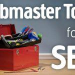 ابزار های وب مستر سری اول
