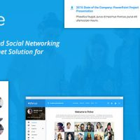 Thrive v1.8.6 – Intranet & Community WordPress Theme