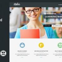 ایجاد وب سایت آموزش آنلاین فارسی در وردپرس با WPLMS
